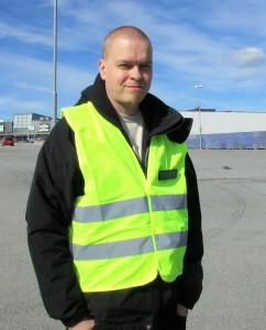 CITOn järjestäjän ja blogistin on helppo hymyillä kun sää suosi tapahtumaa
