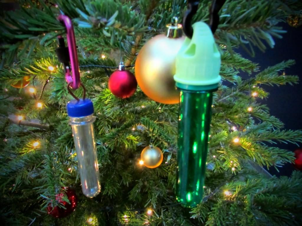 Joulukuusenkoristeluvinkki