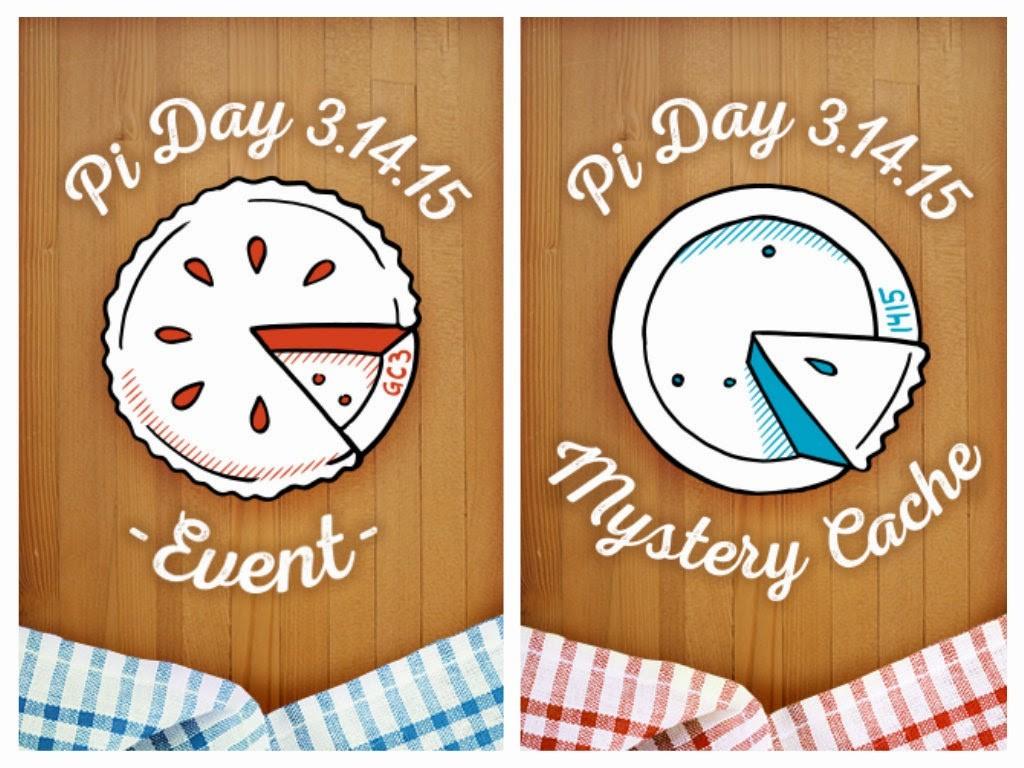 Kuva 1 - Pii-päivän souvenirt muodostavat GC-koodin.