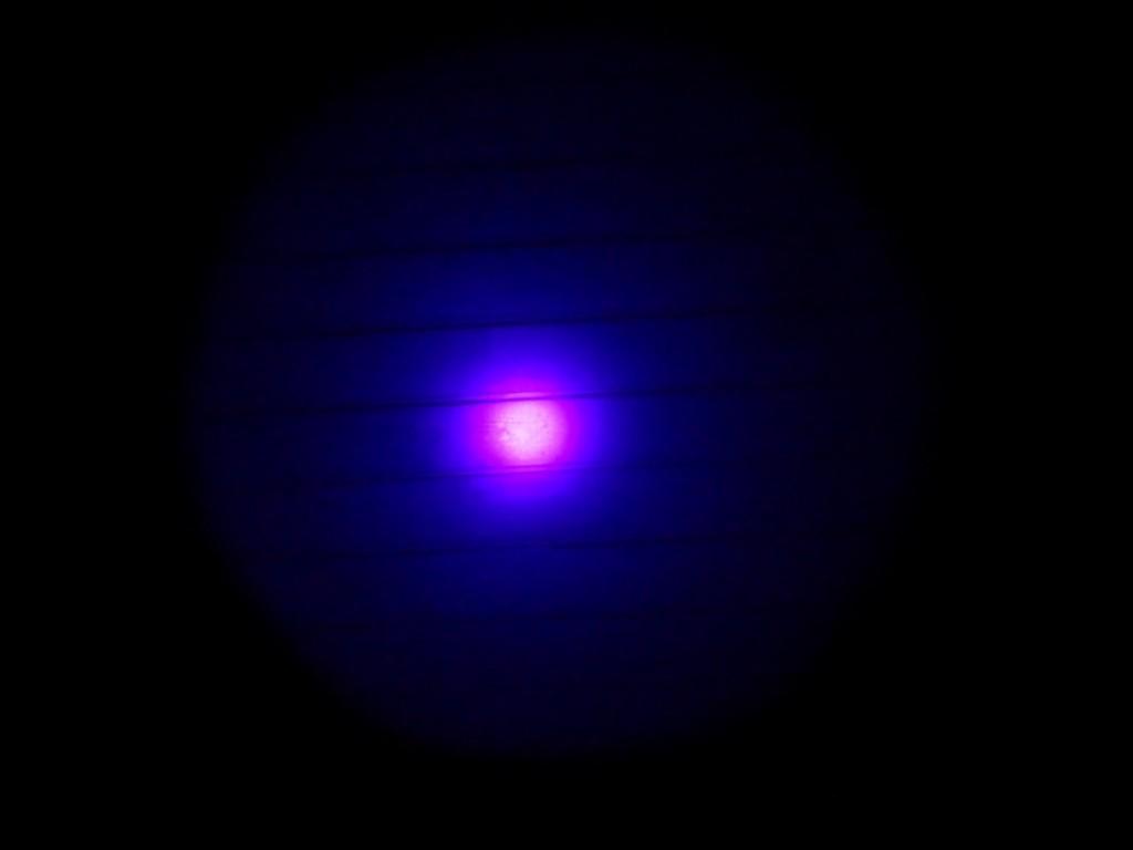 Kuva 17 - Kiinalaisen lampun valokuvio.