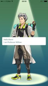 Professori neuvoo alkuun varsin niukkasanaisesti.