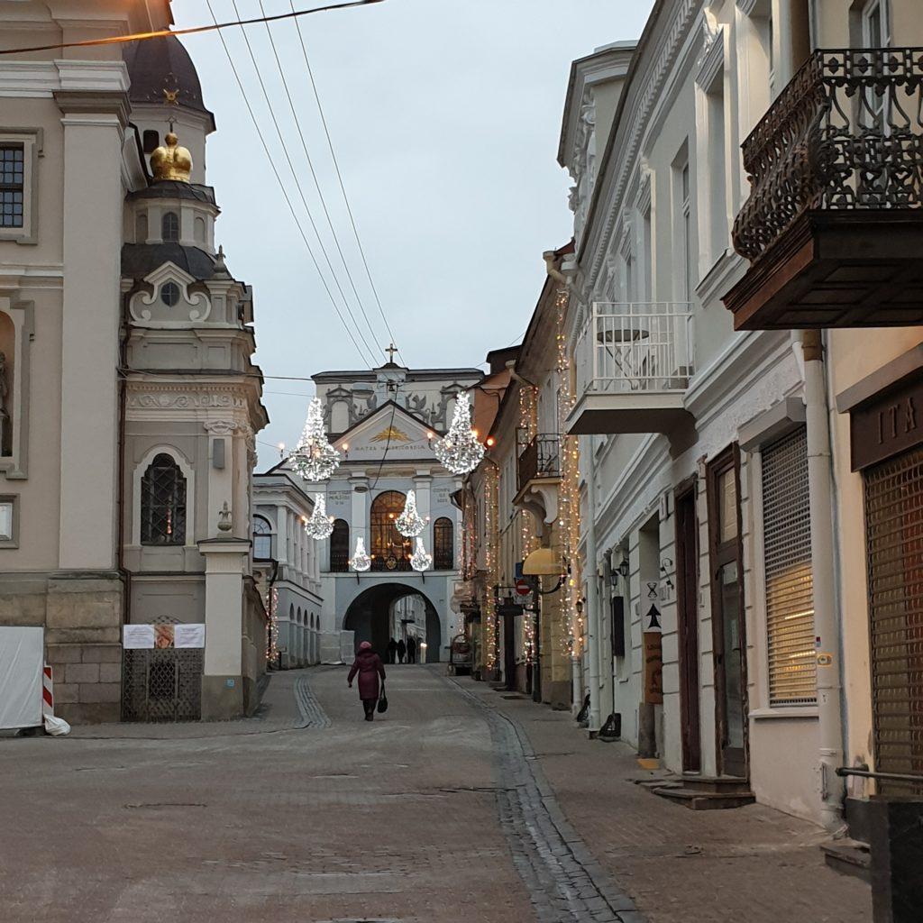 Gate of Dawn, Vilnan vanha kaupunki